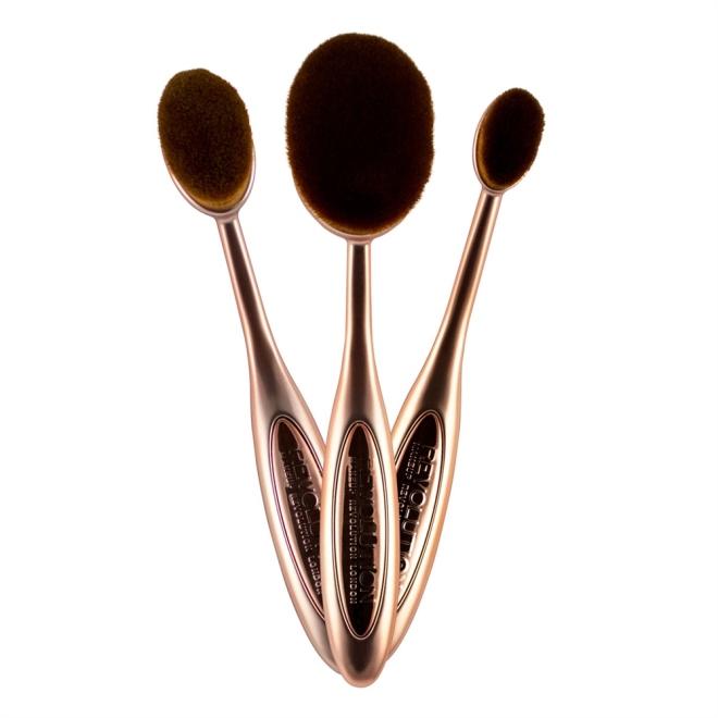 Makeup Revolution Oval Brush Set