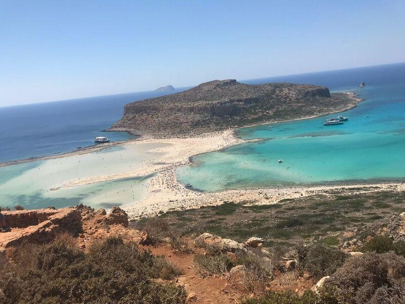 balos chania crete